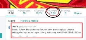 Senior Makassar memberikan Semangat perkelahian !