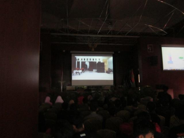 Acara terakhir dari Satu Dekade Himpunan Mahasiswa Informatika UIN